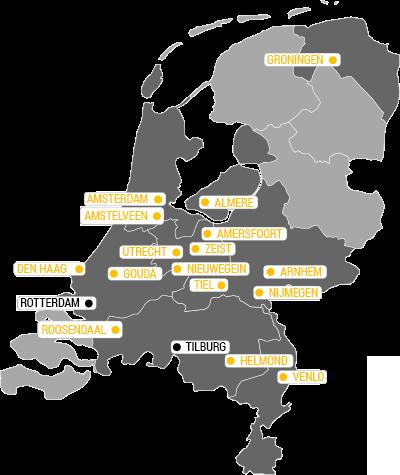 Stichting Leren voor de Toekomst geeft huiswerkbegeleiding op verschillende locaties in Nederland.